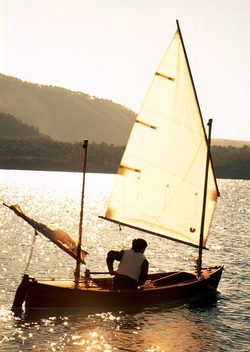 43m Sailing Canoe 1998