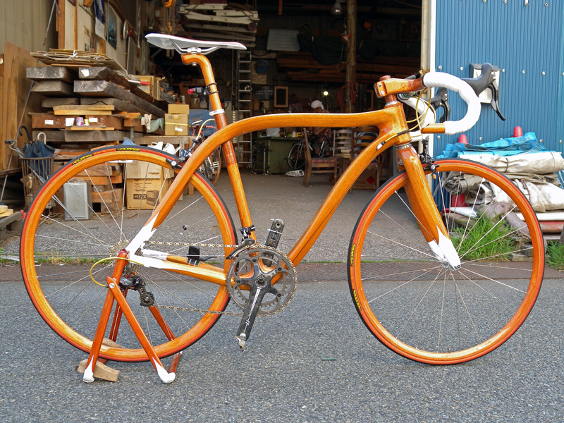 Mahogany Road Bike